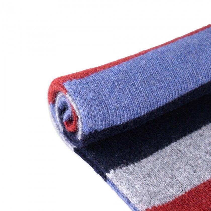 Cachecol lã Jiki