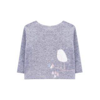 Camisola bebé tricot Nori
