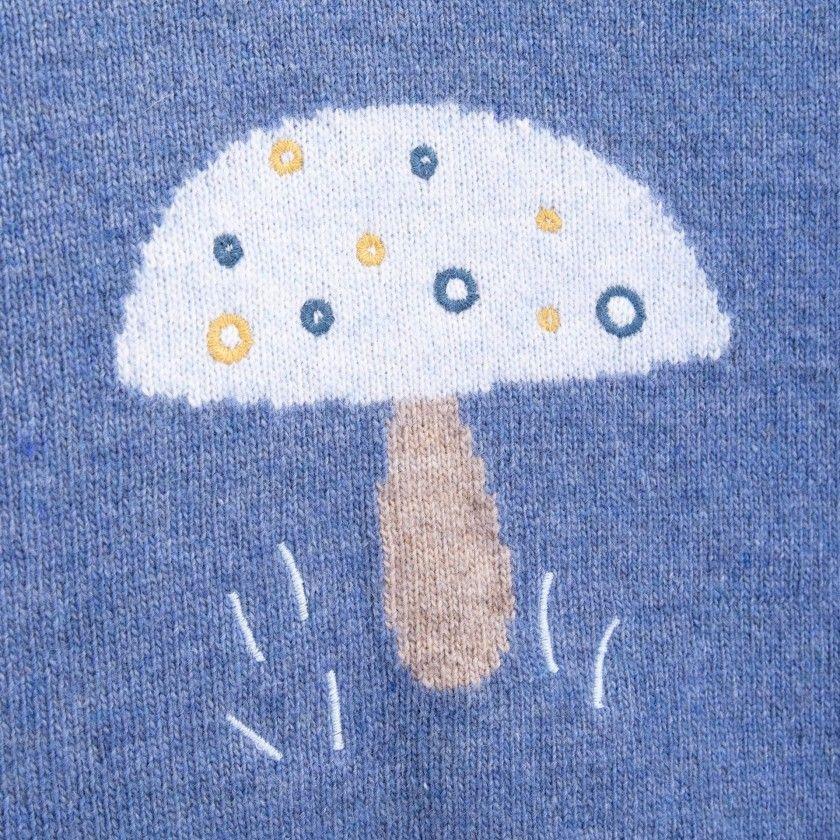 Sweater baby wool Teryaki