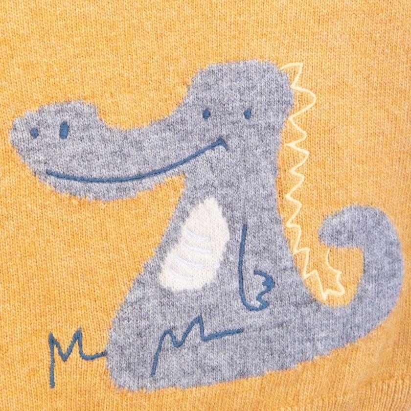 Sweater baby wool Doragon
