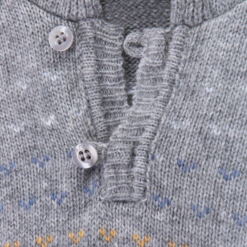 Sweater baby wool Atsushi