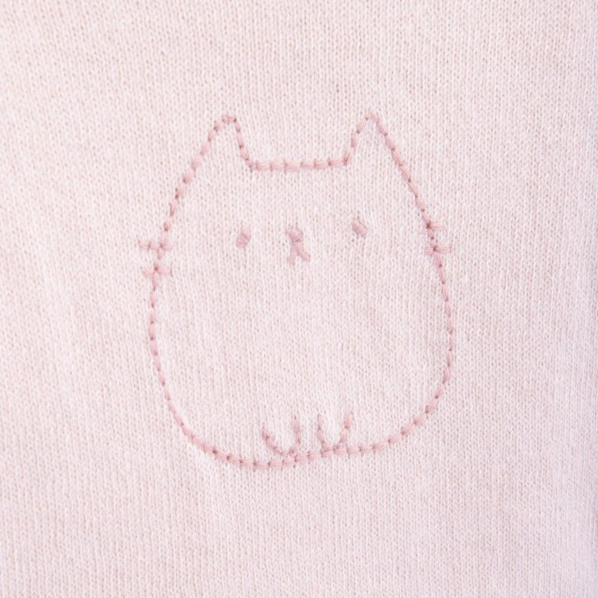 Sweater newborn tricot Ayame