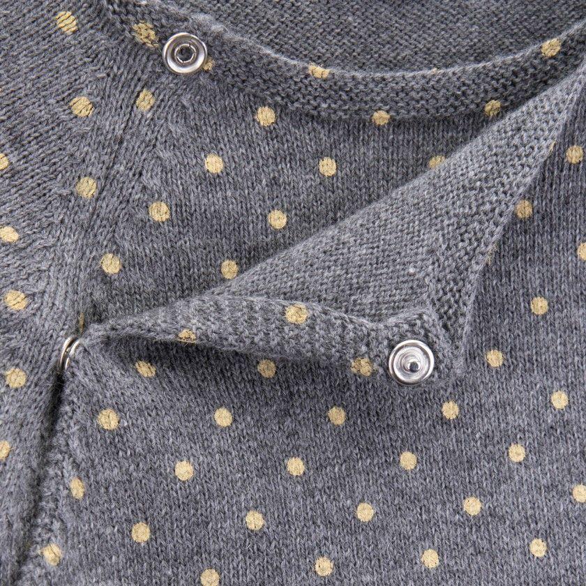 Sweater newborn tricot Kimi