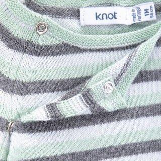 Sweater newborn tricot Narihito