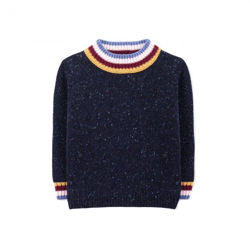 Camisola menina tricot Usagi