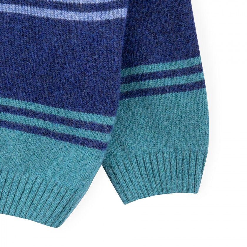 Camisola menino lã Nichibotsu