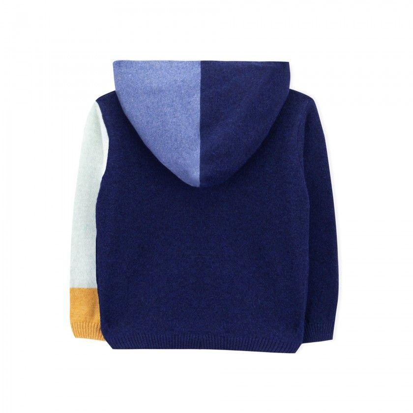 Sweater boy wool Niji