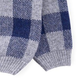 Camisola menino lã Yutaka