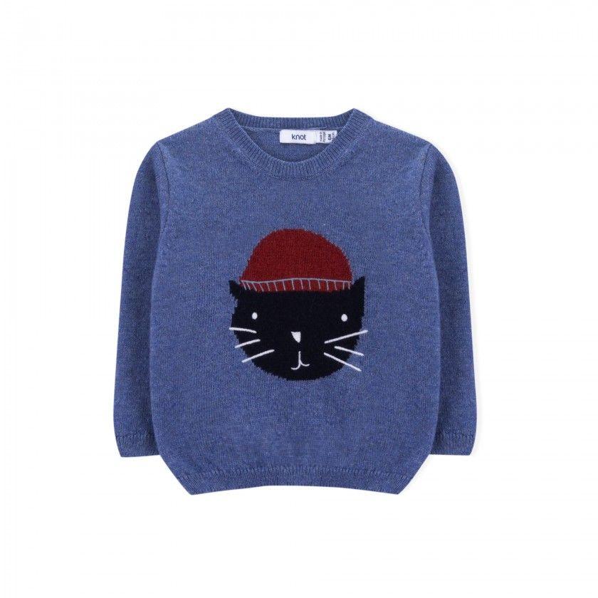 Sweater baby wool Boshi