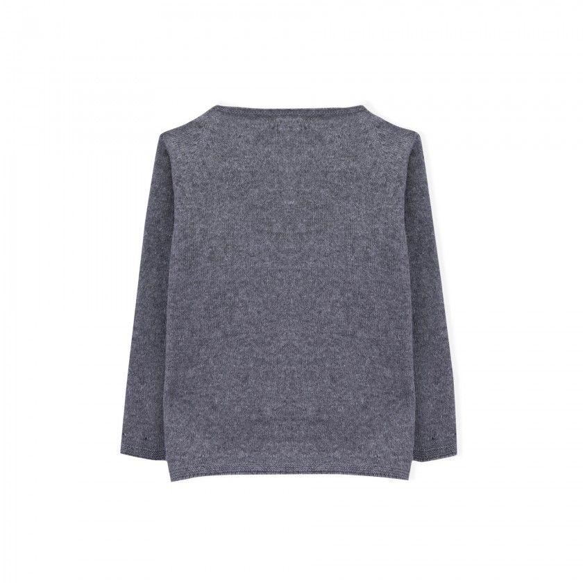 Coat newborn tricot Mio