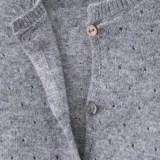 Casaco bebé tricot Tami