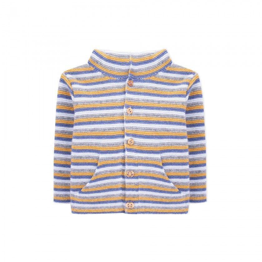 Casaco bebé tricot Iro