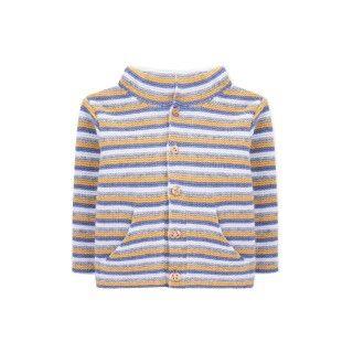 Baby coat tricot Iro