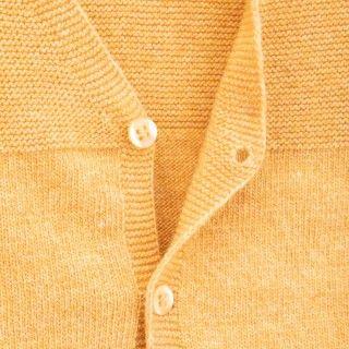 Casaco bebé tricot Kazu