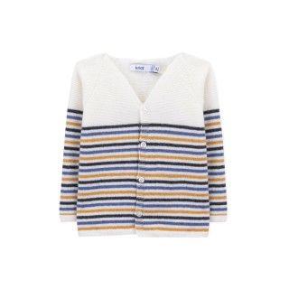 Casaco bebé tricot Hikari