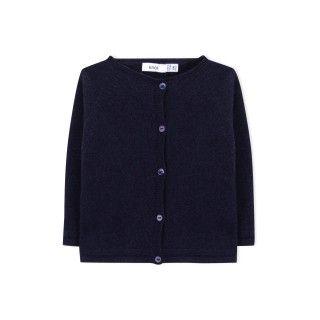 Casaco bebé tricot Sato