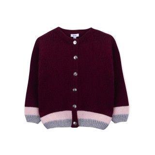 Girl coat tricot Airi