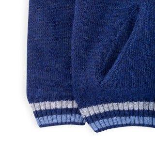 Casaco menino tricot Osamu