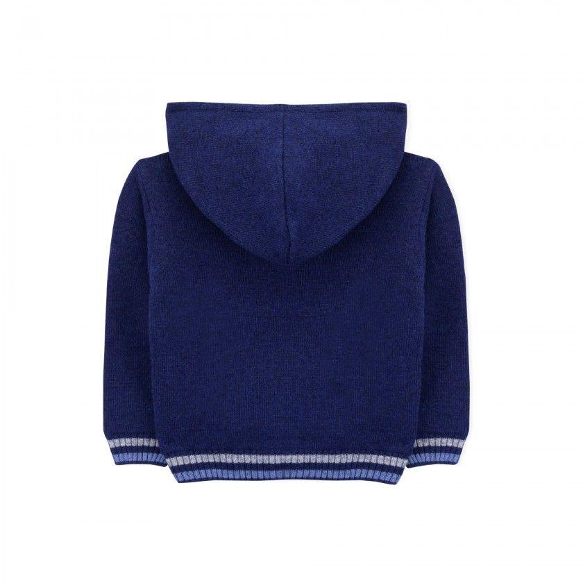 Boy coat tricot Osamu