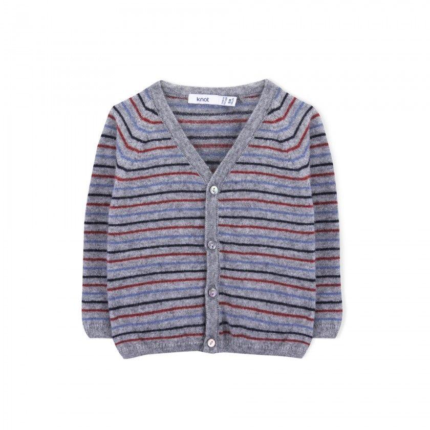 Kazoku knitted jacket