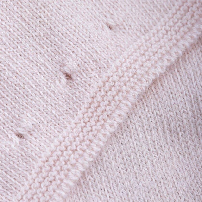 Gorro recém-nascido tricot Shizuka