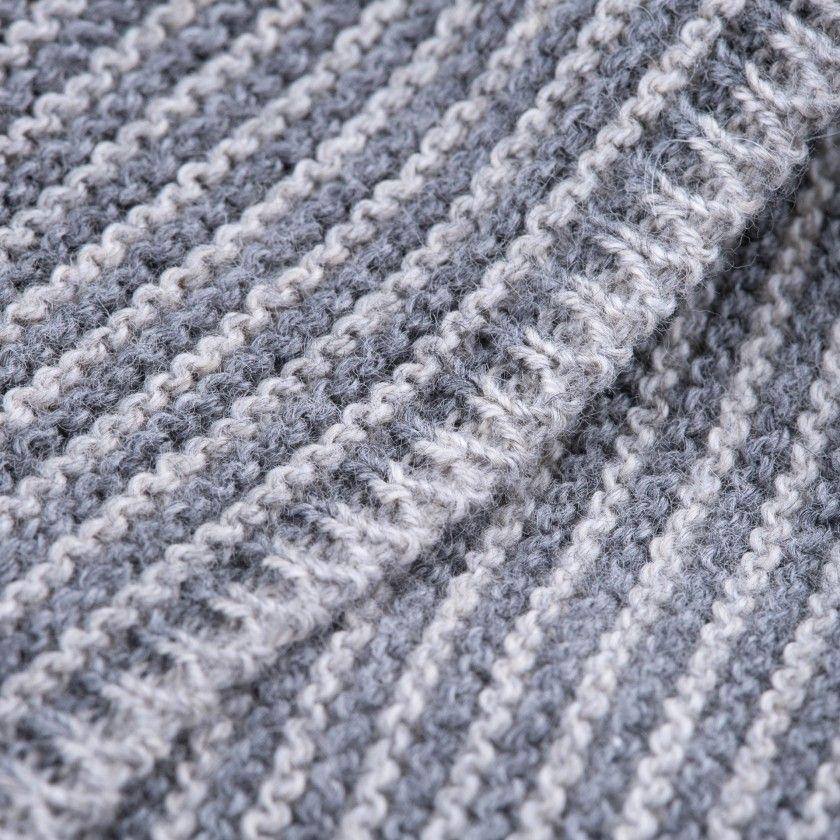 Gorro recém-nascido tricot Juno