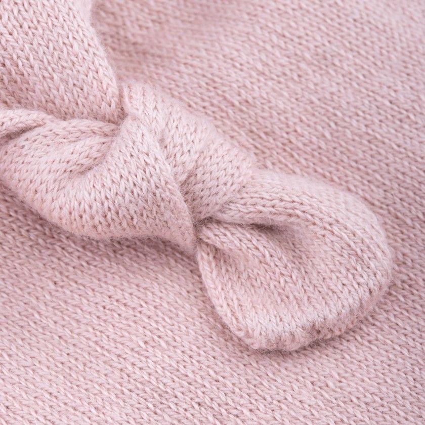 Gorro recém-nascido tricot Aori
