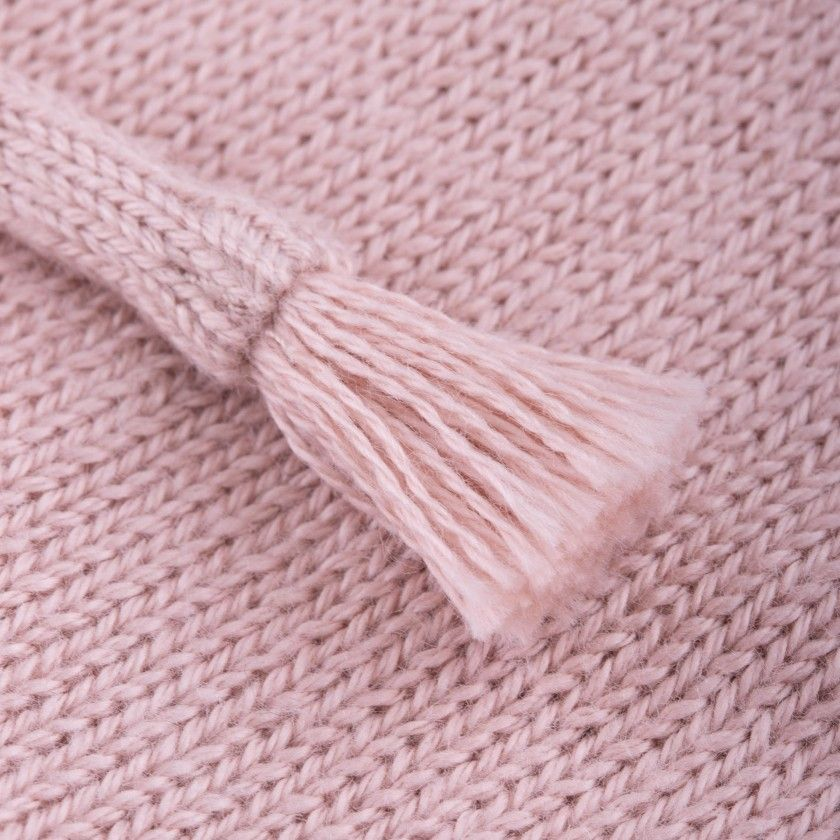 Touca recém-nascido tricot Naohi