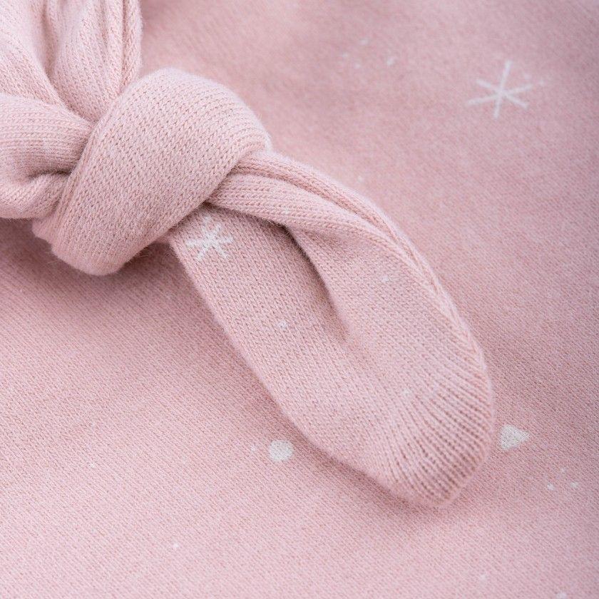 Gorro recém-nascido algodão Atsuki