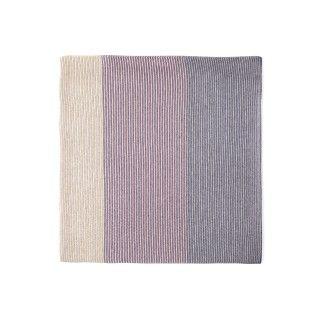 Newborn knitted blanket Kioko