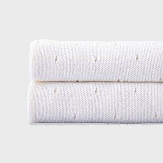 Newborn knitted blanket Masami
