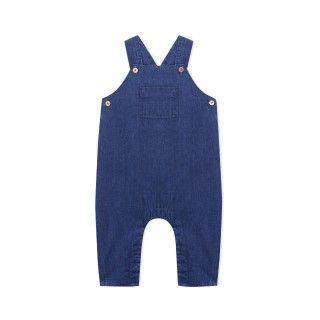 Baby overalls denim Benjiro