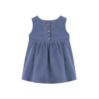 Baby pinafore dress corduroy Hina