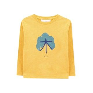 Boy long sleeve t-shirt organic cotton Ki