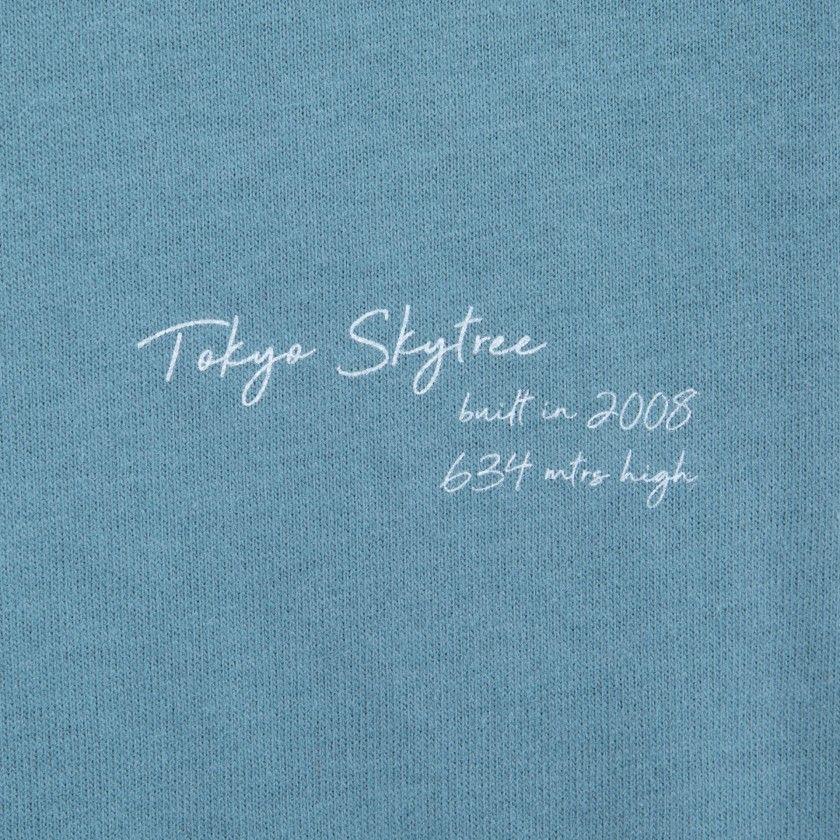 T-shirt manga comprida menino algodão orgânico Tokyo
