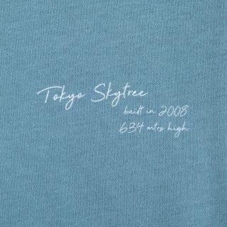 Boy long sleeve t-shirt organic cotton Tokyo