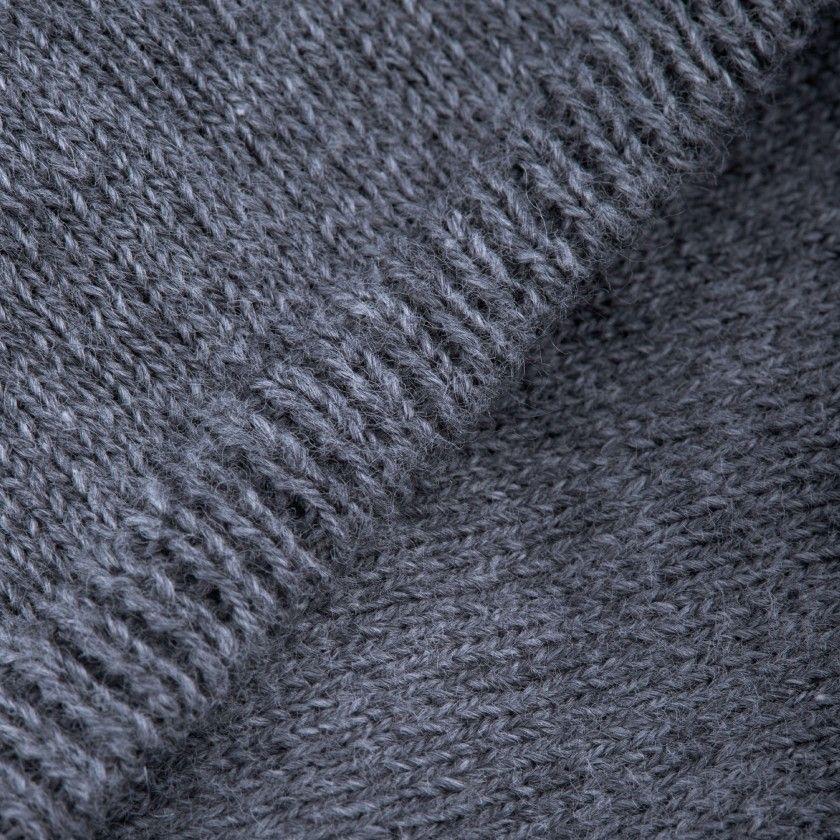 Gorro recém-nascido tricot Koji