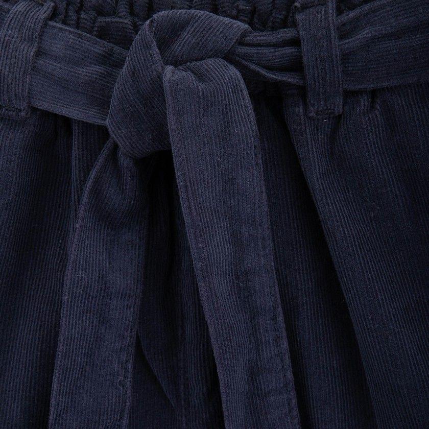 Shorts girl corduroy Okemia