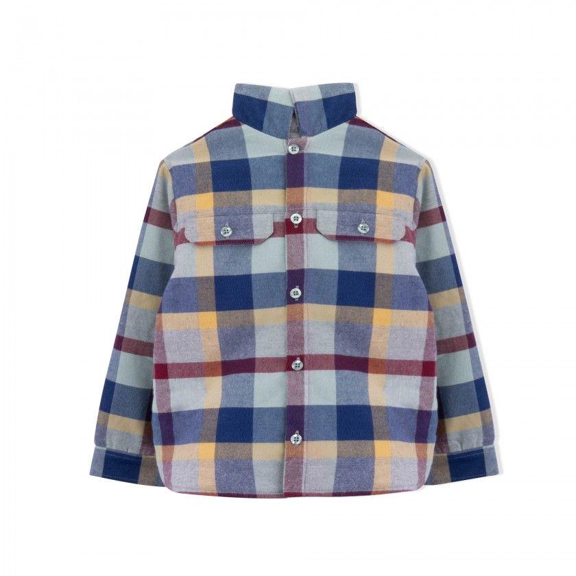 Camisa flanela Sen