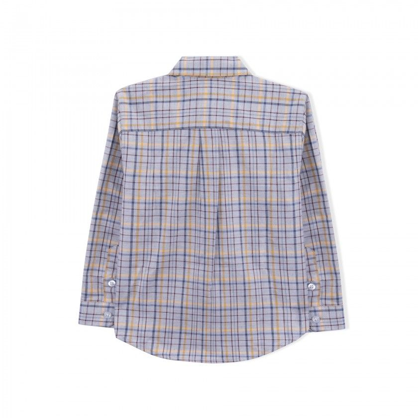 Shirt flannel Kentaro