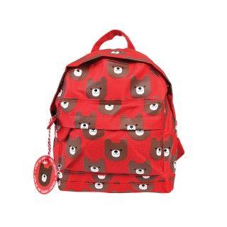 Bruno the bear mini backpack