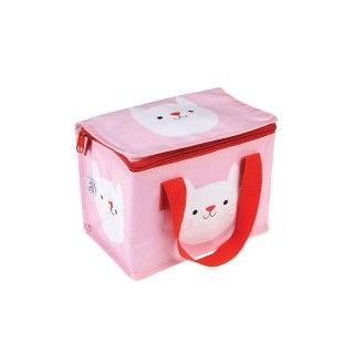 Cookie the cat lunch bag