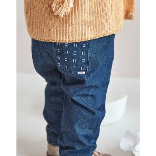 Trousers baby denim Chiharu