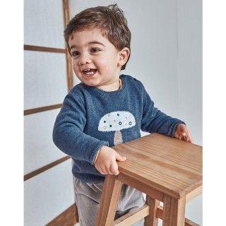 Sweater baby tricot Teryaki