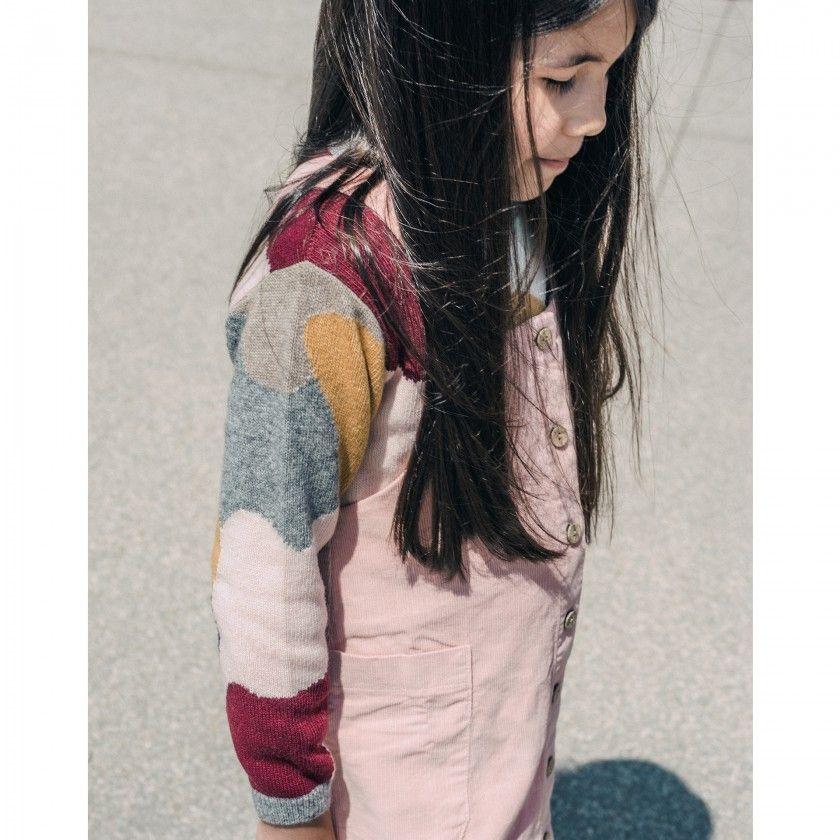 Camisola menina lã Iro