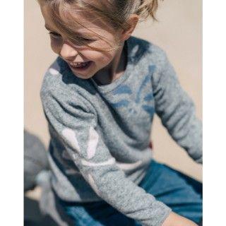 Camisola menina tricot Hiko