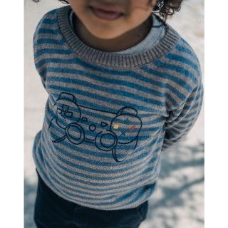 Sweater boy wool Gemu