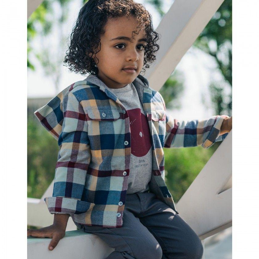 Shirt flannel Sen