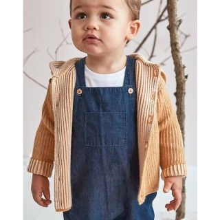 Casaco bebé tricot Shisei