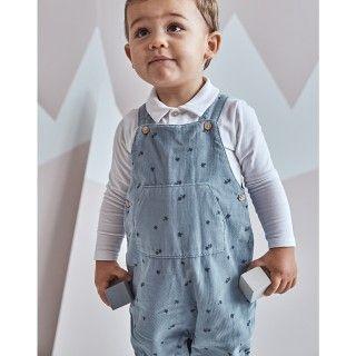 Baby overalls corduroy Minato